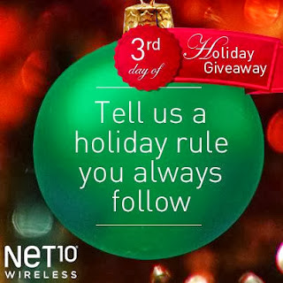 Enter the Net10 10 Days of Holiday Giveaway! preview image